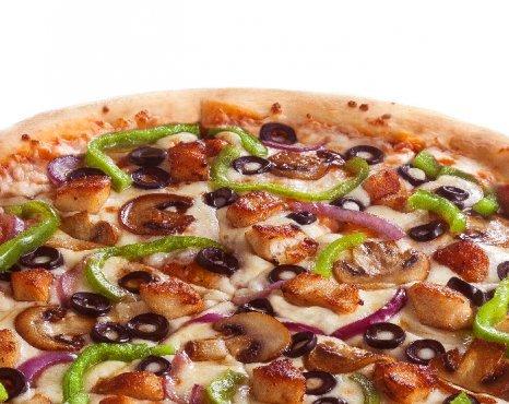 Пицца на пантесте