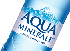 Аква Минерале, негаз, 0,5