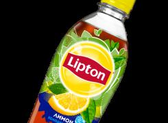 Липтон Айс Ти, лимон